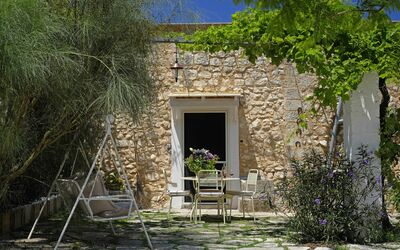 Masseria Ortensia: External perspective