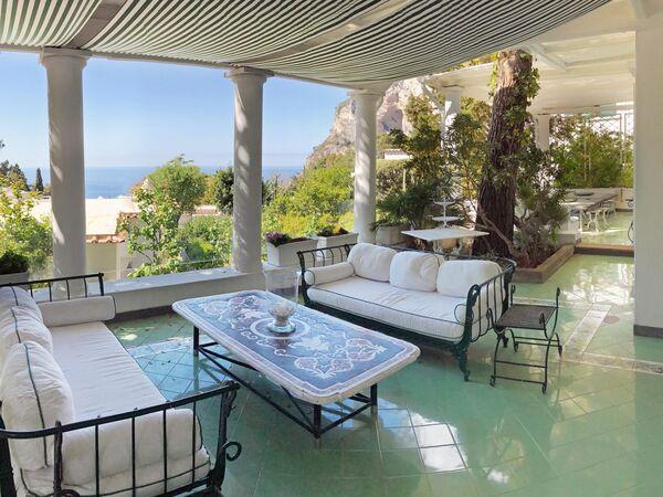 Campania, Capri, Villa Prestige '50