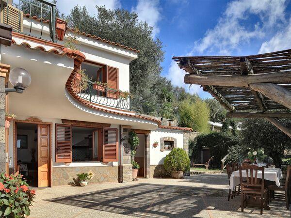 Campania, Massa Lubrense, La Villa Dell'olio