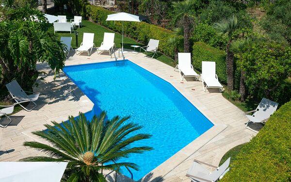 Villa Antonietta, Villa for rent in Seiano, Campania