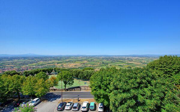 Messere, Apartment for rent in Cortona, Tuscany