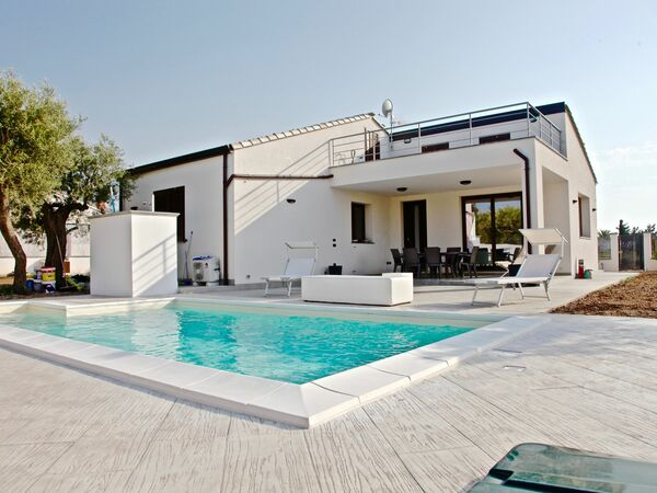 Sicílie, Capo, Villa Capo 1