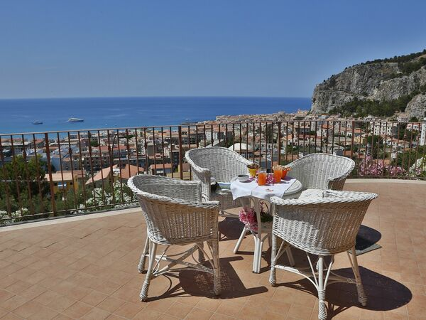 Levante, Holiday Apartment for rent in Cefalù, Sicily