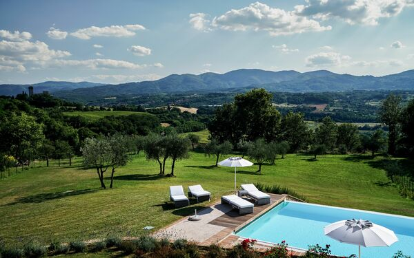 Villa Reggello, Villa for rent in Rota, Tuscany
