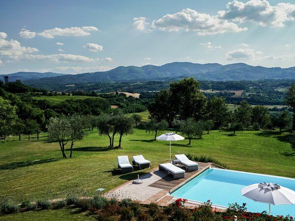 Villa Reggello, Villa for rent in Rota, Tuscany