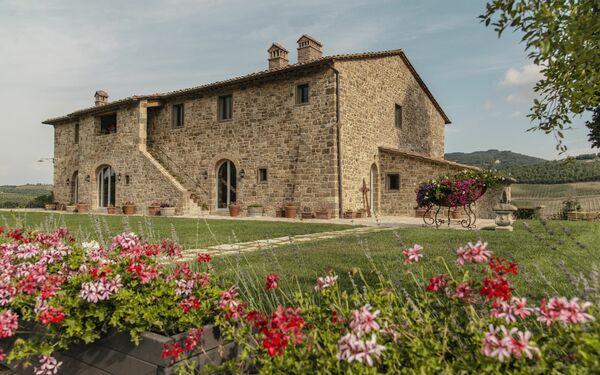 Villa Radda, Villa for rent in Radda In Chianti, Tuscany