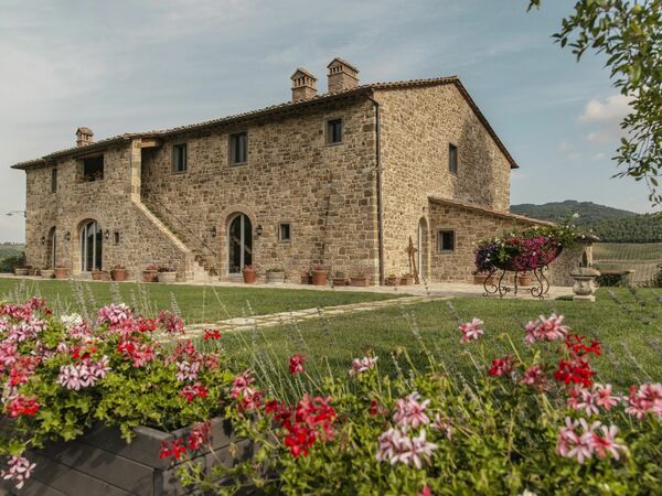 Villa Radda, Villa for rent in Radda In Chianti, Tuscany