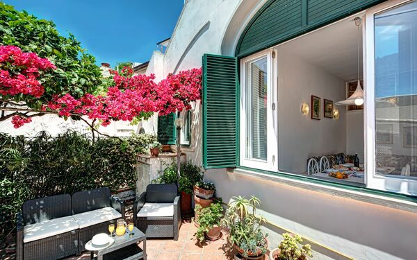 Casetta Le Boffe, Guest House for rent in Anacapri, Campania