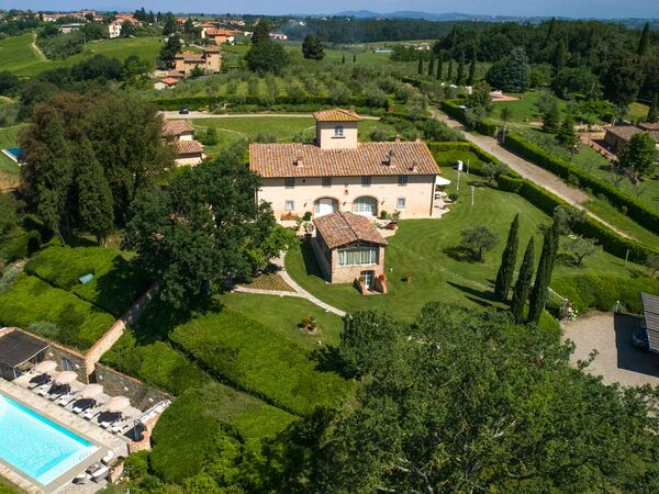 Villa Villa Chianti in affitto a Tavarnelle Val Di Pesa