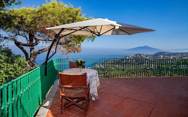 L'incantevole Sogno, Villa for rent in Termini, Campania
