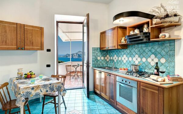 Appartamento Amneris, Apartment for rent in Termini, Campania