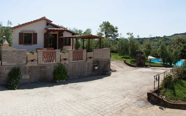 Villa Riparbella, Country House for rent in Cecina, Tuscany