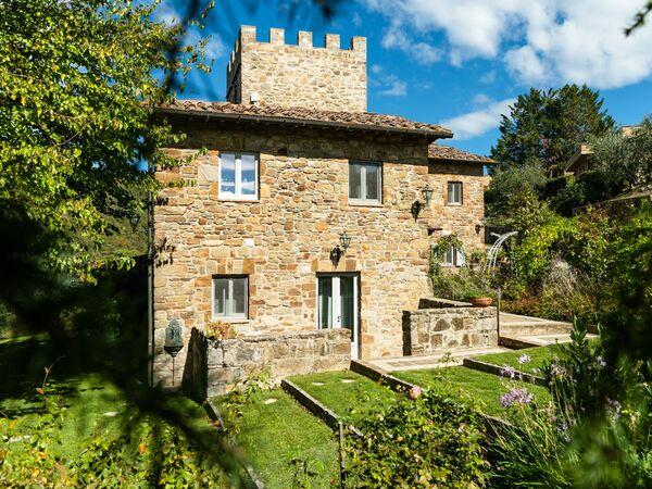 Villa Maggio, Villa for rent in Radda In Chianti, Tuscany