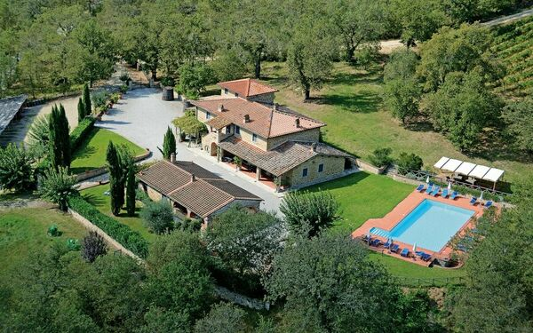 Agriturismo L'incrociata, Country House for rent in Pietraviva, Tuscany