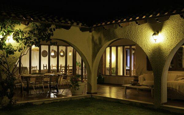 Villa Libeccio, Villa for rent in Sarroch, Sardinia