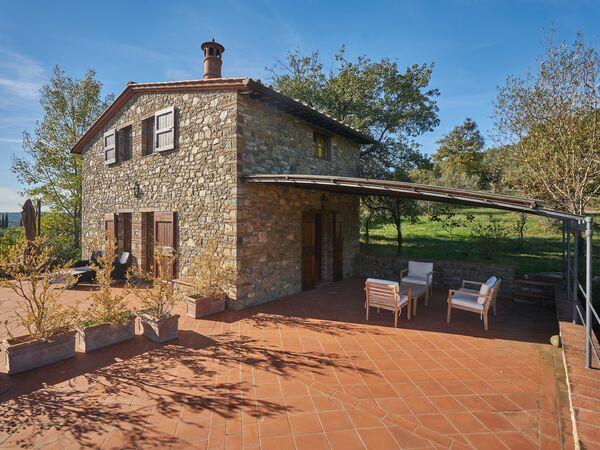 Ultimo Eremo, Villa for rent in Gaiole In Chianti, Tuscany