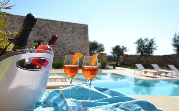 Villa Arja, Villa for rent in Corsano, Apulia