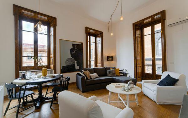 Casa Dell'archivio, Apartment for rent in Naples, Campania
