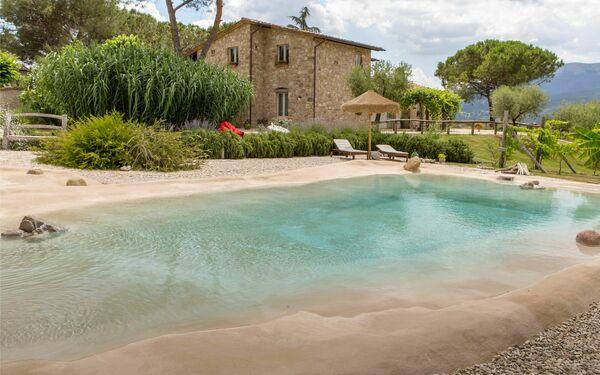 Villa Rincolfo, Villa for rent in Rancolfo, Umbria