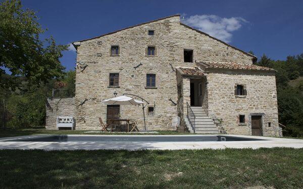 Villa Delle Castagne