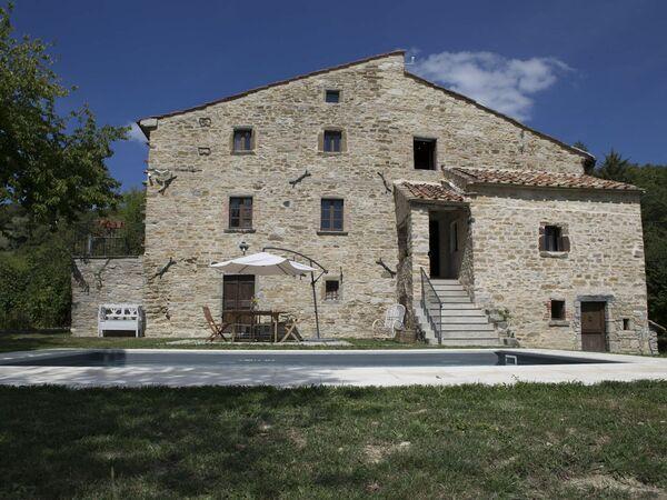 Villa Villa Delle Castagne in  Caprese Michelangelo -Toskana