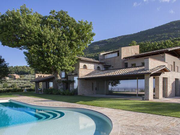 Diamante Nel Verde, Villa for rent in Assisi, Umbria