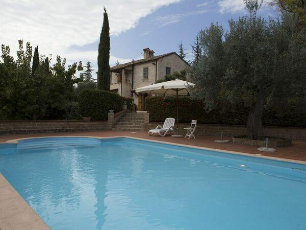 Villetta Del Cacciatore, Villa for rent in Mosciano Sant'angelo, Abruzzo