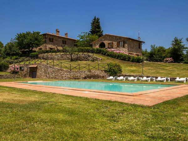 Il Casale Di Festa, Villa for rent in Quadro, Umbria