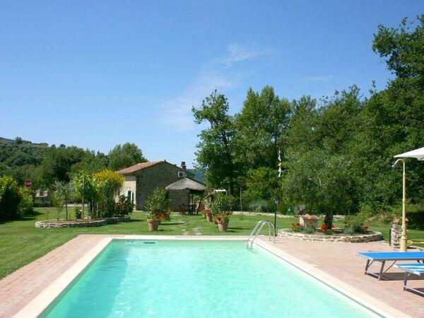 Villetta Maestà, Holiday Home for rent in Castiglion Fiorentino, Tuscany