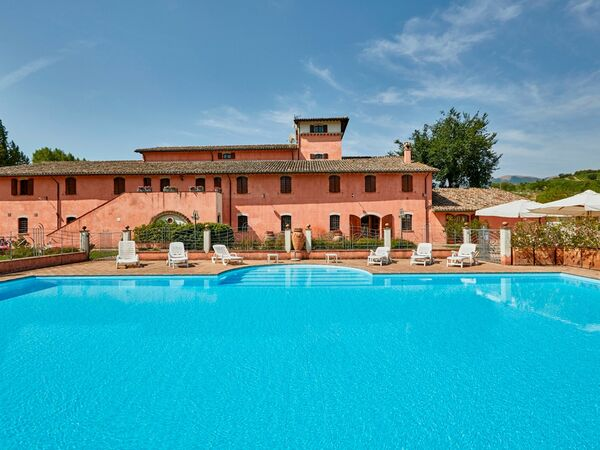 Agriturismo Il Molino Di Uncinano, Holiday Apartment for rent in Uncinano, Umbria