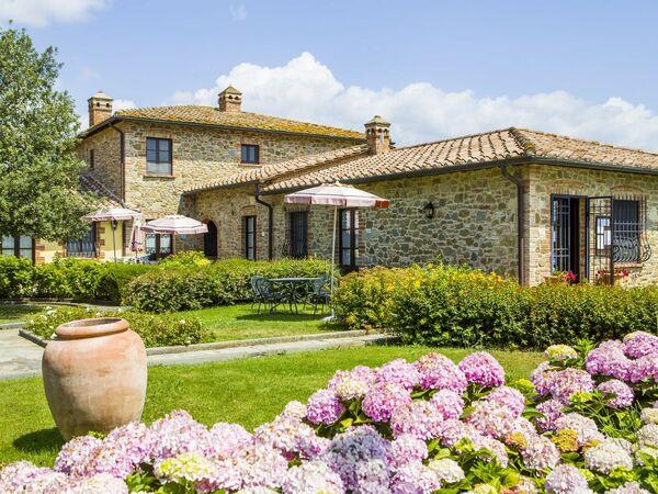 Casa Della Ninfa Agilla, Villa for rent in Piana, Umbria