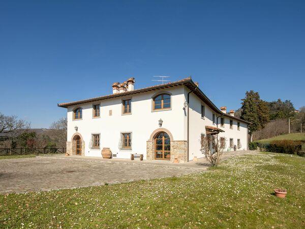 Toskánsko, Grezzano, Grezzano Villa
