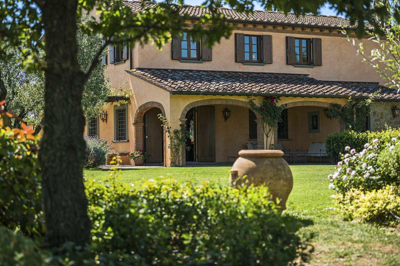 Villa Di Corazzano