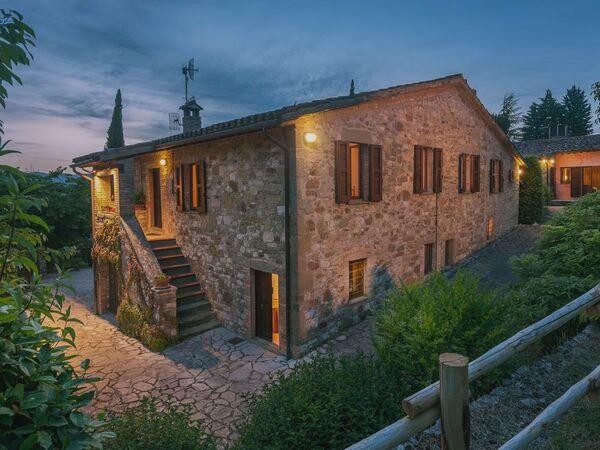 Il Borgo Delle Stagioni, Villa for rent in Monte Castello Di Vibio, Umbria