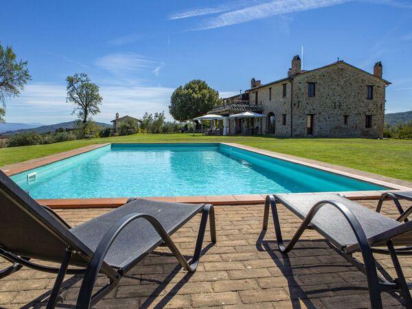 Cascina Del Benestare, Villa for rent in Migliano, Umbria