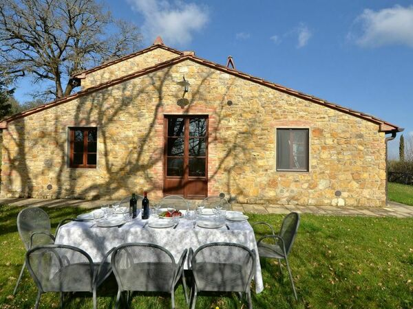 Cottage Ambrato, Villa for rent in Panzano, Tuscany