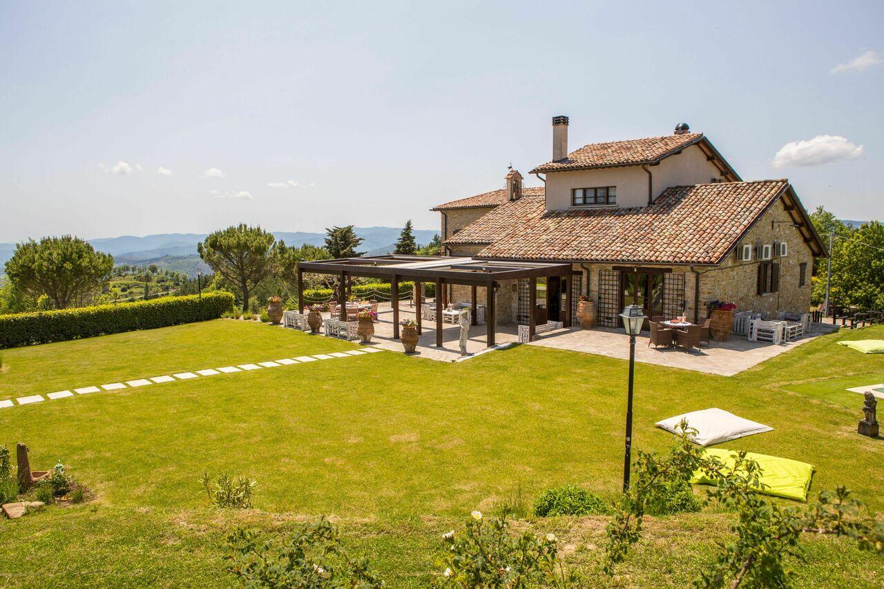 Villa Dei 4 Profumi