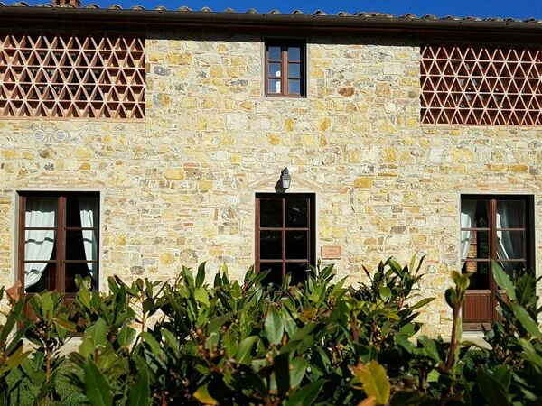 Dolce Casa Sole, Villa for rent in Panzano, Tuscany
