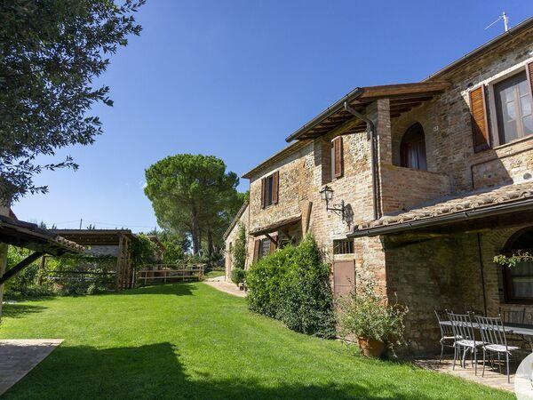 Dimora Antichi Sapori, Villa for rent in Città Della Pieve, Umbria