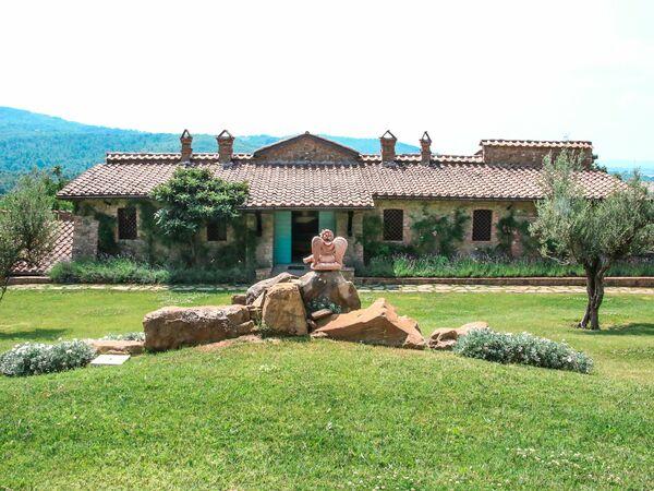 Cottage Dello Scultore, Villa for rent in Città Della Pieve, Umbria
