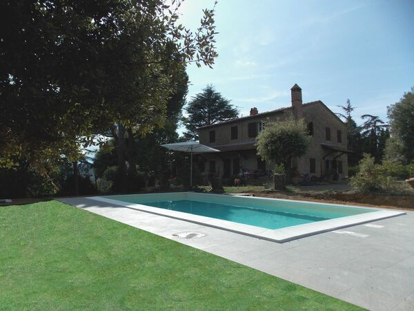 Villa Gabry, Country House for rent in Gambassi Terme, Tuscany