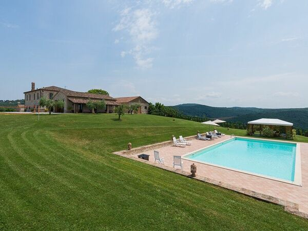 Casa Della Valle Segreta, Villa for rent in Casteltodino, Umbria