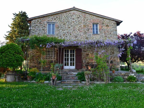Villetta Aromi Di Collina, Villa for rent in Moiano, Umbria