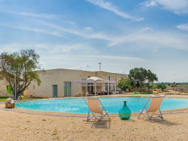 Masseria Colori Della Terra, Villa for rent in Zona Erchie Piccolo, Apulia