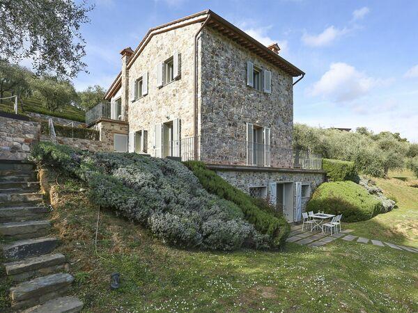 Villa Villa Setteventi in  Badia Cantignano -Toskana