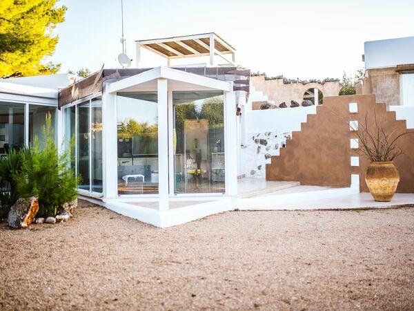 Alla Fresca Pagliara, Villa for rent in Sava, Apulia