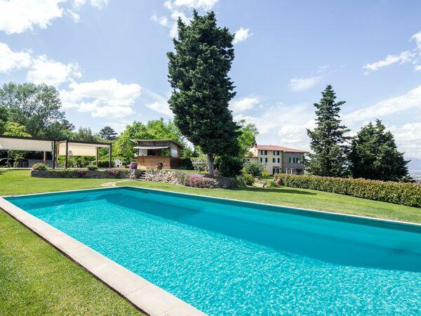 Villa Villa Bellosguardo in  Lastra a Signa -Toskana