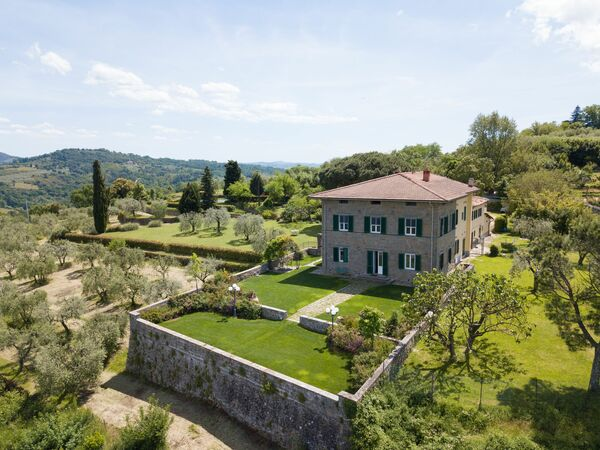 Villa Bellosguardo, Villa for rent in Lastra a Signa, Tuscany