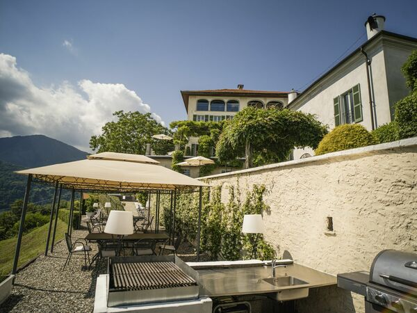 Villa Riflesso Di Luna, Villa for rent in Crabbia, Piedmont