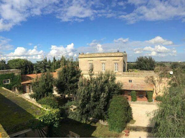 Villa Grande Masseria Paradiso in affitto a Torretta-manfredonia